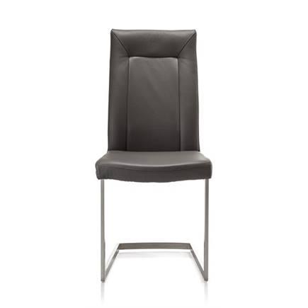 henders en hazel malvino eetkamerstoel rvs swing vierkant greep lubbers wonen slapen. Black Bedroom Furniture Sets. Home Design Ideas