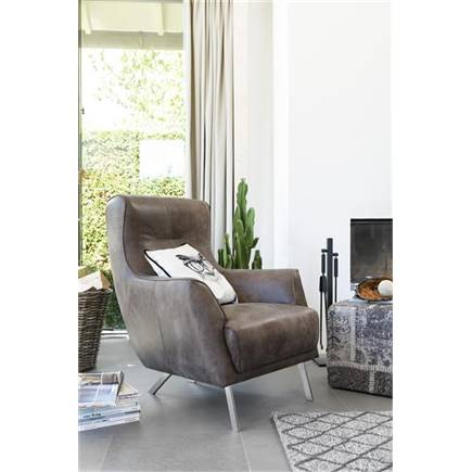 Henders en hazel roskilde fauteuil lubbers wonen slapen for Eigentijdse fauteuil