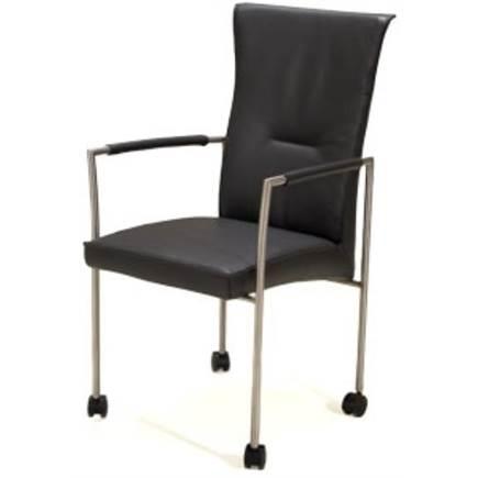 eetkamer fauteuil selena eetkamerfauteuil met rugverstelling lubbers ...