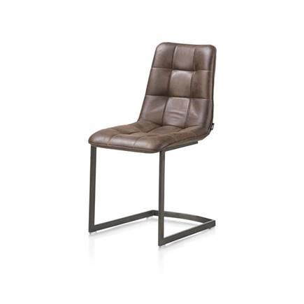 henders en hazel kate eetkamerstoel vintage metaal old english donker bruin lubbers wonen. Black Bedroom Furniture Sets. Home Design Ideas