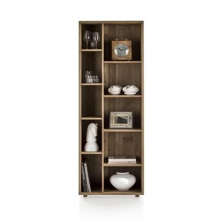 Henders en hazel santorini boekenkast 10 niches lubbers wonen slapen - Eigentijdse boekenkast ...