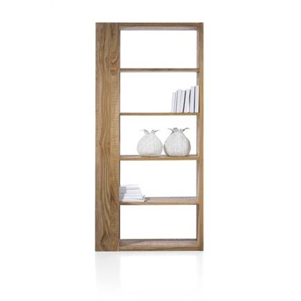 XOOON room-divider 5-niches (knock-down)