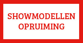 Showmodellen opruiming